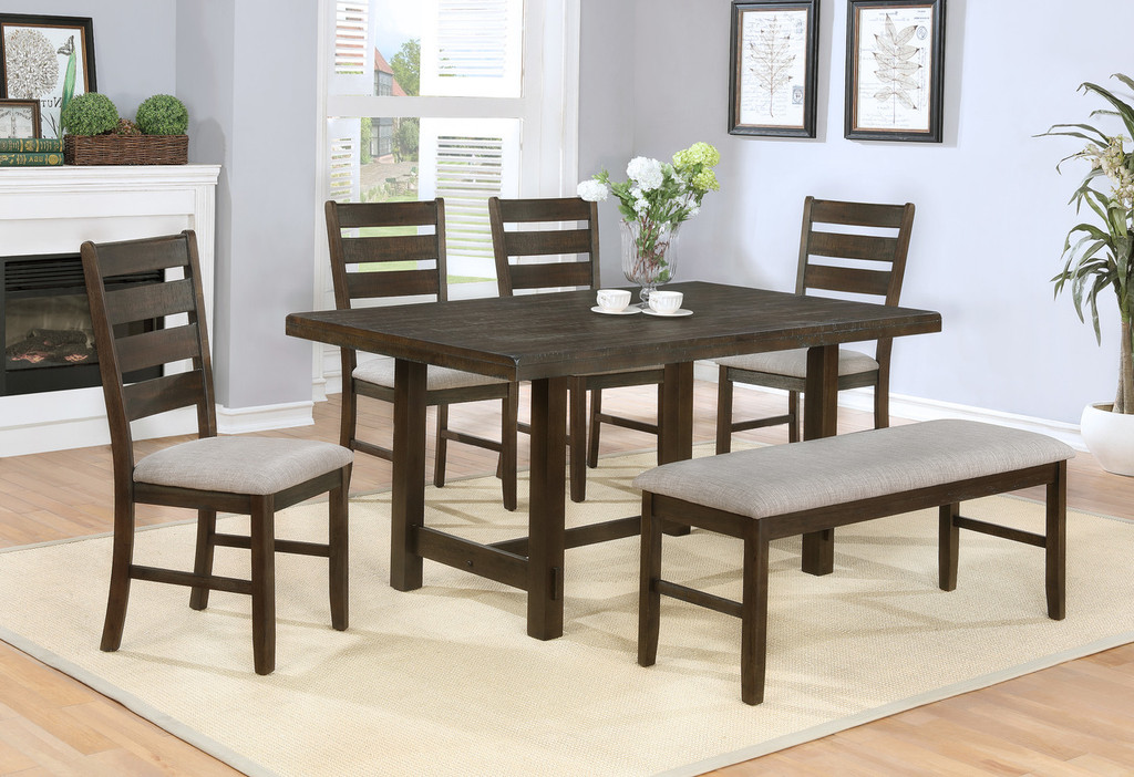 ELDA DINING TABLE-2297T/3864