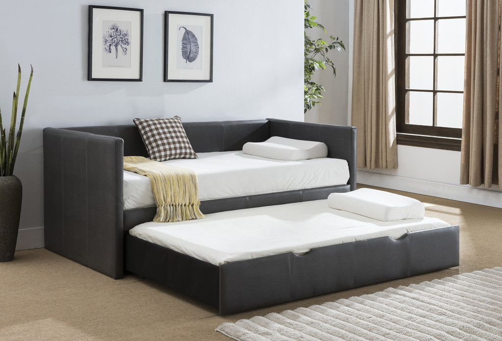 SADIE DAYBED WITH TRUN GREY-5320GY