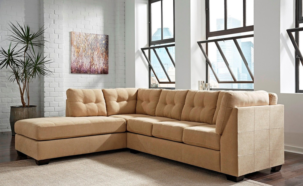 MAIER COCOA COLLECTION SECTIONAL SET-45203-66-17