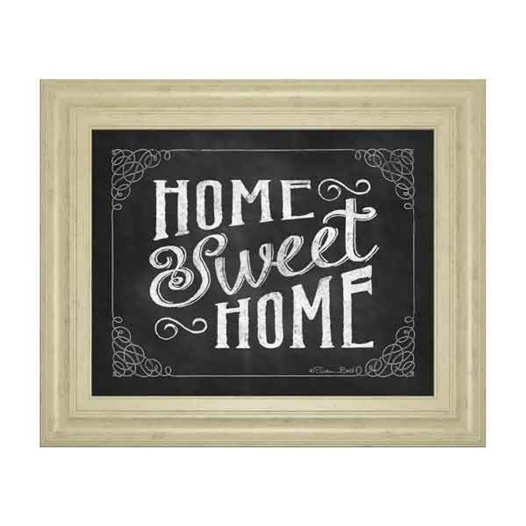 HOME SWEET HOME BY SUSAN BALL 22 x 26