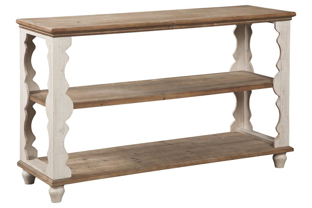 ALWYNDALE SOFA / CONSOLE TABLE-A4000107