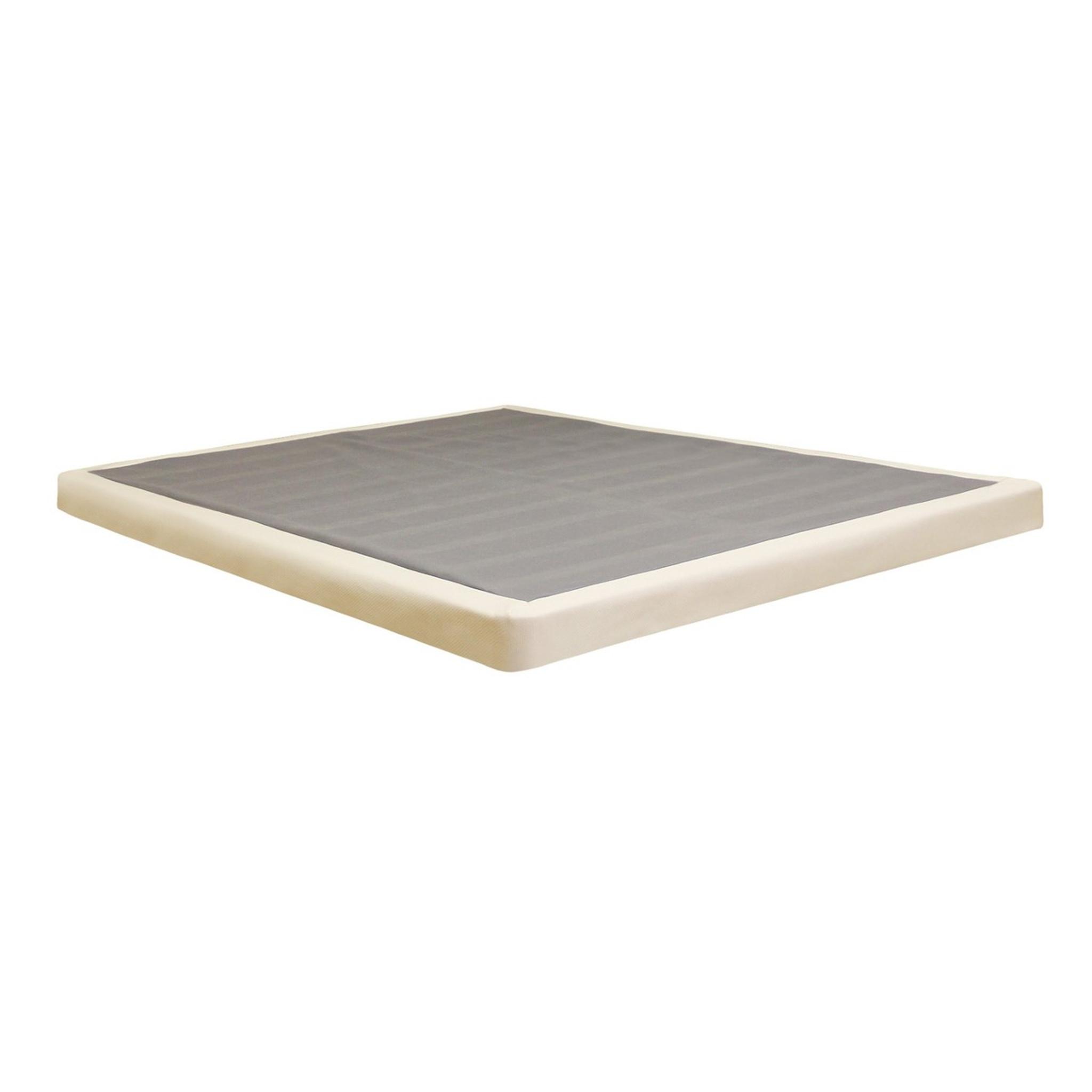 Modern Sleep 4 Low Profile Mattress Foundation Box Spring Km Home Furniture