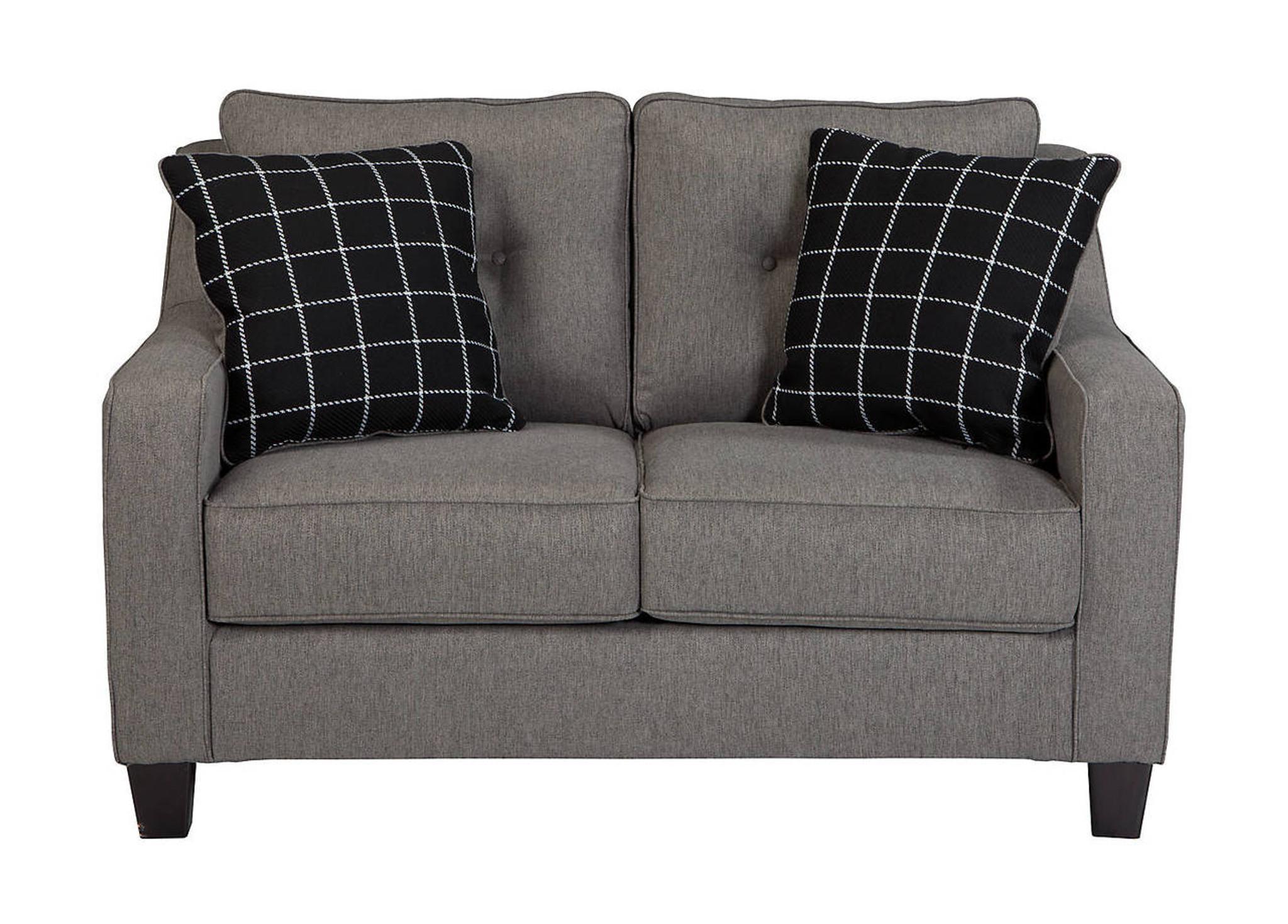 Surprising Brindon Charcoal Collection Queen Sofa Sleeper Inzonedesignstudio Interior Chair Design Inzonedesignstudiocom