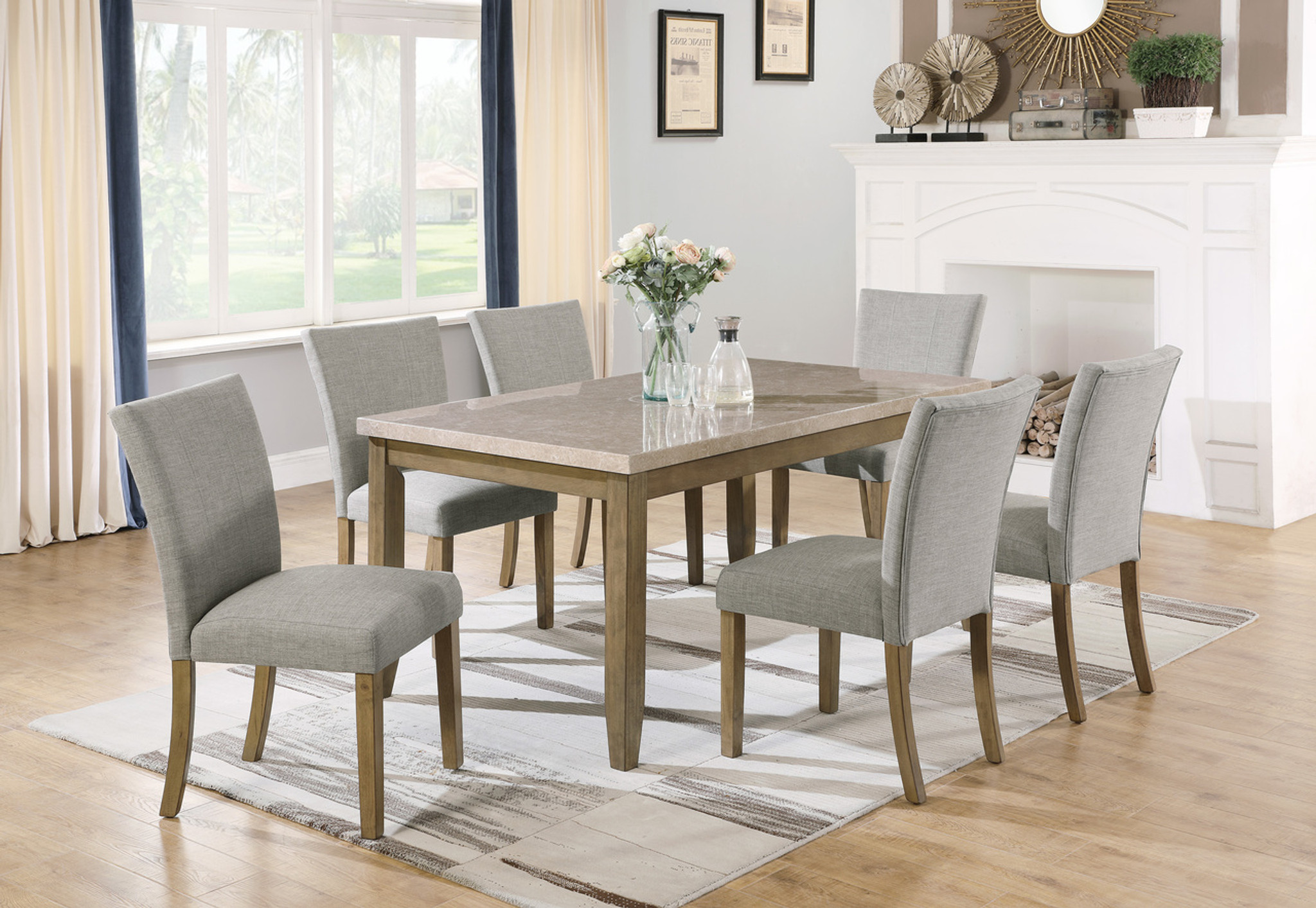 2222T/S MIKE DINING TABLE 5 PIECE SET COLLECTION by Crown Mark on kitchen dining chairs, antique kitchen tables and chairs, kitchen table with chairs, oak kitchen chairs, large kitchen tables and chairs, red chrome kitchen chairs, kmart kitchen tables and chairs, kitchen tables without chairs, quality kitchen tables and chairs, furniture sofas and chairs, furniture kitchen dinette sets, amish kitchen tables and chairs,