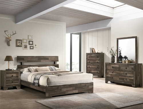 ATTICUS BEDROOM COLLECTION