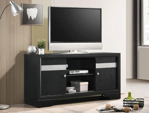 REGATA TV STAND BLACK