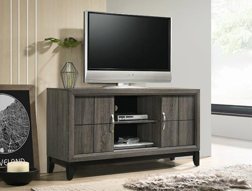 AKERSON TV STAND GREY