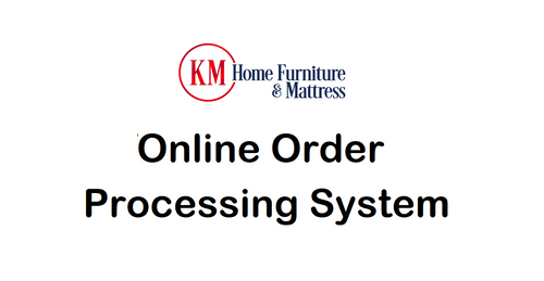 10969 Order Processing Payment