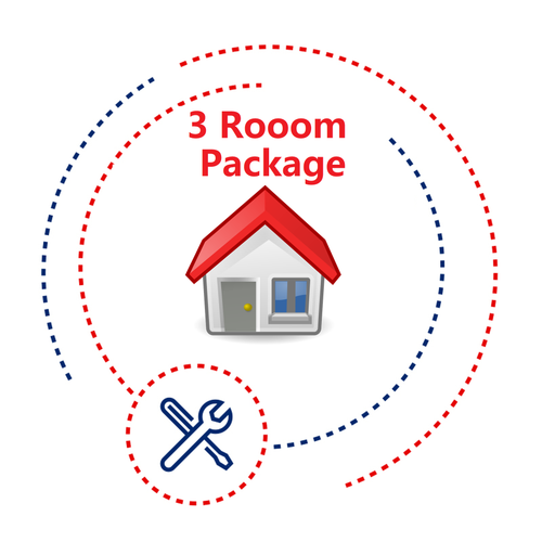 3 ROOM PACKAGE ASSEMBLY