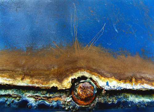 20001 Rusted In The Ocean Wall Art 816226028670 Art Modern Deep earth tones are leavened by a bright azure blue. The Rusted in the Ocean Wall Art is a stunning glimpse of nature that's easily pinned up in your living room. Made of hand-finished canvas stretched over wood. Wall Art by  Zuo Modern Kassa Mall Houston, Texas Best Design Furniture Store Serving Houston, The Woodlands, Katy, Sugar Land, Humble, Spring Branch and Conroe