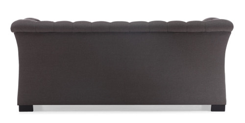 Nob Hill Sofa Charcoal Gray
