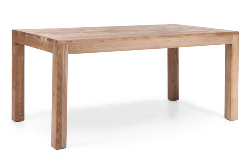 98160 Fillmore Table Distressed Natural 816226022449 Tables Modern Distressed Natural Table by  Zuo Modern Kassa Mall Houston, Texas Best Design Furniture Store Serving Houston, The Woodlands, Katy, Sugar Land, Humble, Spring Branch and Conroe
