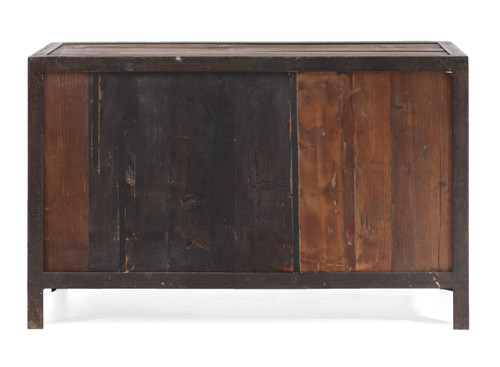 Fort Mason 6 Drawer Sideboard Distressed Natural