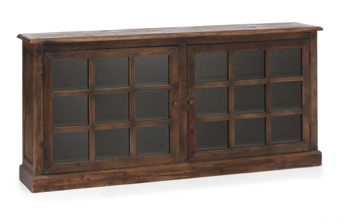 98101 Hunters Point Sideboard Distressed Natural 816226022227 Storage Modern Distressed Natural Sideboard by  Zuo Modern Kassa Mall Houston, Texas Best Design Furniture Store Serving Houston, The Woodlands, Katy, Sugar Land, Humble, Spring Branch and Conroe