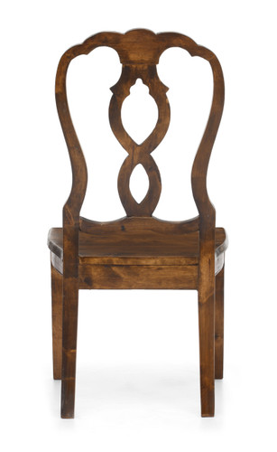 Tenderloin Chair Distressed Natural