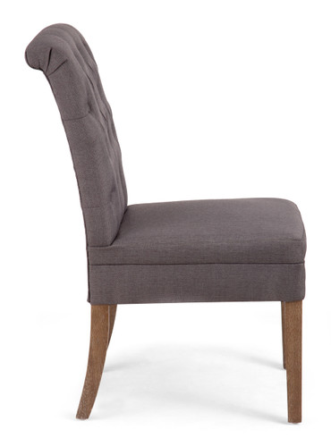 98285 Geary Chair Charcoal Gray 816226027055 Seating Modern Charcoal Gray Chair by  Zuo Modern Kassa Mall Houston, Texas Best Design Furniture Store Serving Houston, The Woodlands, Katy, Sugar Land, Humble, Spring Branch and Conroe