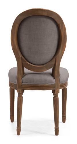 O'Farrell Chair Charcoal Gray