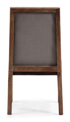 Kearny Chair Charcoal Gray