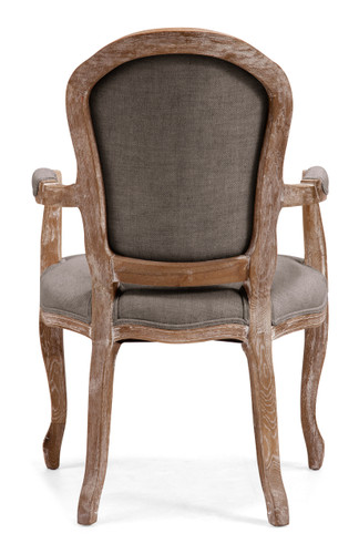 Hyde Chair Charcoal Gray