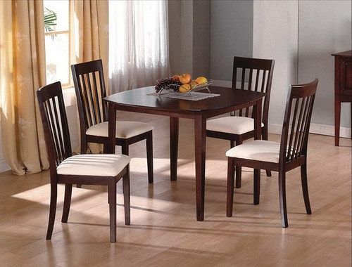 Ashland Dining Table Top 5 Piece Set