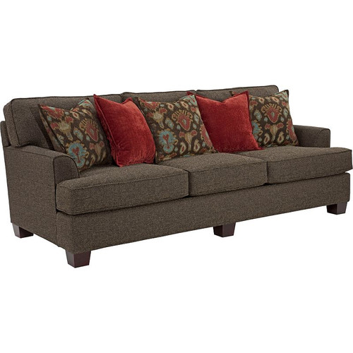 WESTPORT SOFA (Walnut Finish) (3670-3Q)