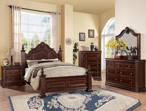 CHARLOTTE Bedroom Set