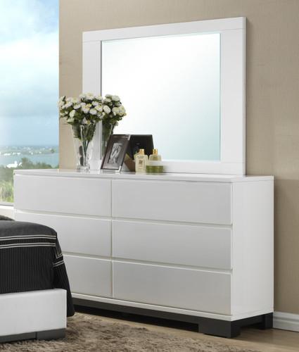 Avery Dresser & Mirror