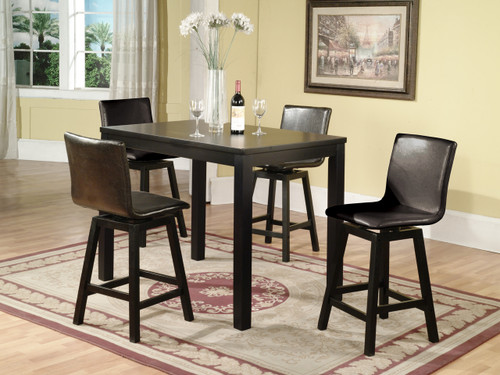 Delia Counter Height Table