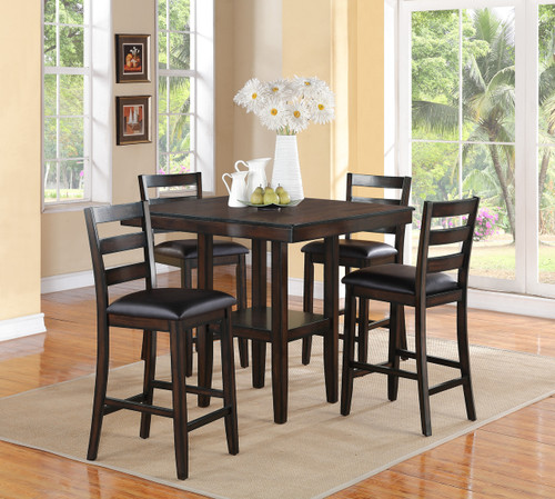 Tahoe Counter Height Table TOP 5 Piece Set - 2630Set