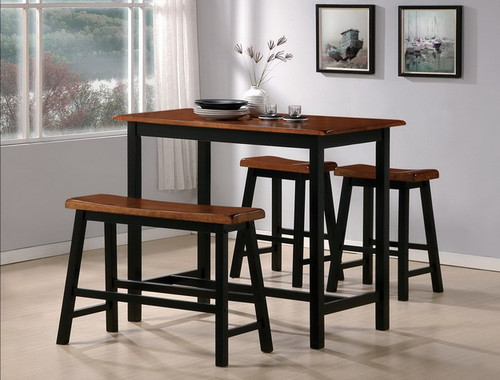 Tyler Counter Height Table TOP 4 Piece Set - 2729SET
