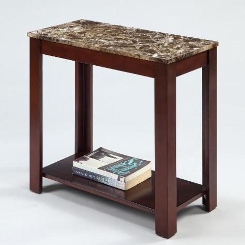 Devon Chairside Table - 7266