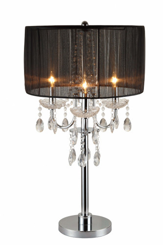 CHANDELIER TABLE TOUCH LAMP(SET OF 2) -6121-T