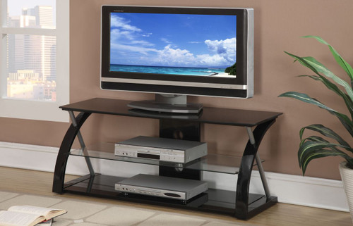 TV STAND: 8MM TEMPERED GLASS