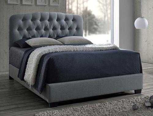 Tufted Upholstered Tilda Bed - 5274