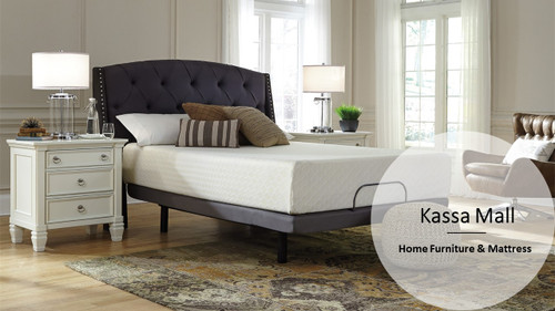 12 INCH MEMORY FOAM MATTRESS COMFORT LEVEL -ULTRA PLUSH Lifestyle