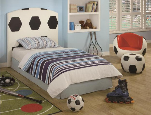 SOCCER TWIN HEADBOARD - 5004