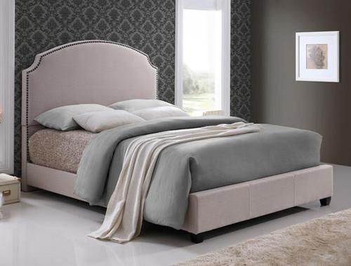 ODETTE QUEEN NAILHEAD BED