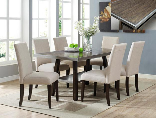 OLSEN DINING TABLE TOP 5 Piece Set
