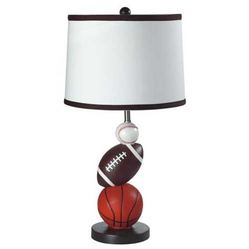 SPORTS TABLE LAMP (SET OF 2)