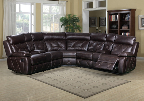 3PC McKenzie Sectional - McKenzie