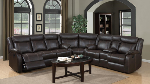 3PC HALEY SECTIONAL