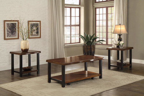 CRANE COFFEE TABLE W/CASTER SET - 4160