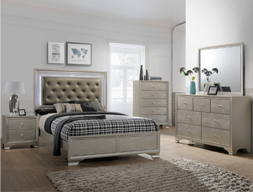 LYSSA BEDROOM SET -SETB4300