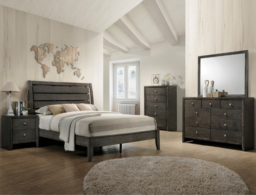 EVAN BEDROOM SET -B4720