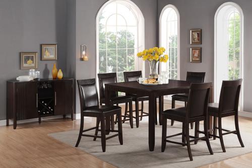 ARIANA COUNTER HIGHT TABLE-2768T/5454/ESP