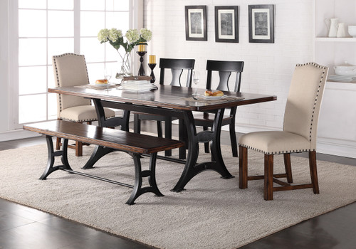 ASTOR DINING TABLE-2105T/4284