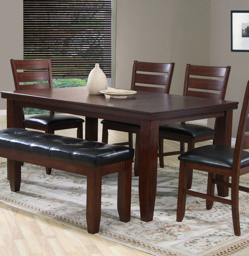 BARDSTOWN VENEER DINING TABLE-2157T/4266