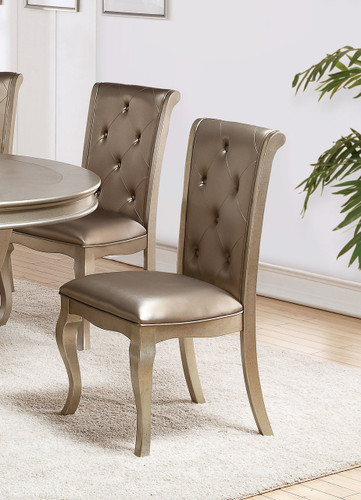 MINA SIDE CHAIR 2 PCS SET-2166/S