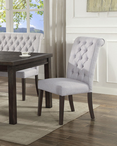 PALMER SIDE CHAIR 2 PCS SET-2022/S