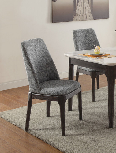 JANEL SIDE CHAIR 2 PCS SET-2268/S